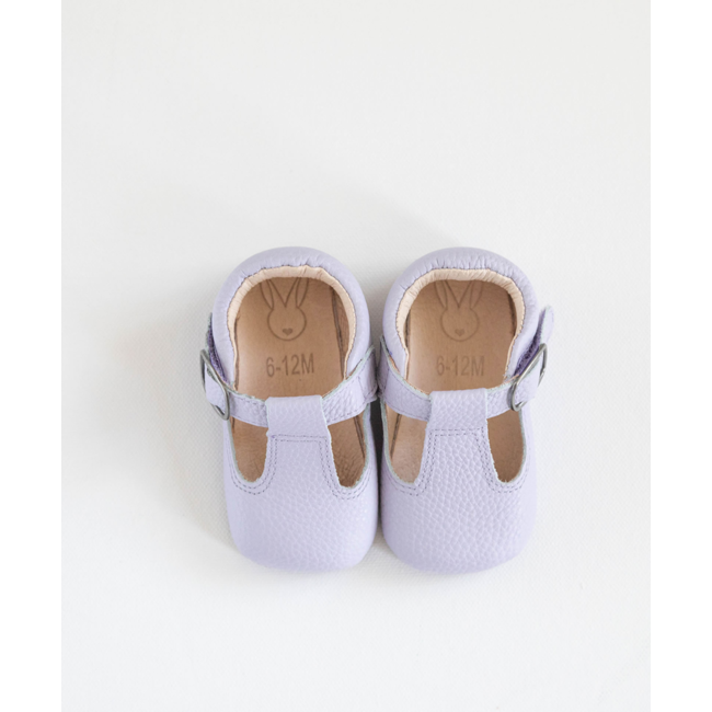 Aston baby Aston Baby - Shaughnessy Soft Soles Shoes, Lavender