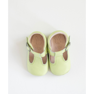 Aston baby Aston Baby - Shaughnessy Soft Soles Shoes, Sage