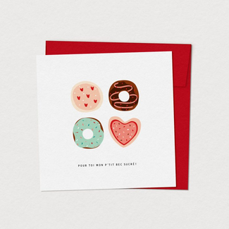 Mimosa Design Mimosa Design - Greeting Card,  Small Sweets