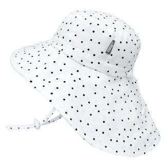 Jan & Jul Jan & Jul - Grow With Me Adventure Sun Hat, Dots