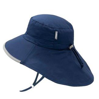 Jan & Jul Jan & Jul - Grow With Me Adventure Sun Hat, Navy