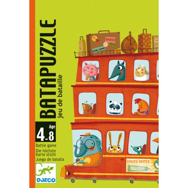 Djeco Djeco - Bata Puzzle Battle Game