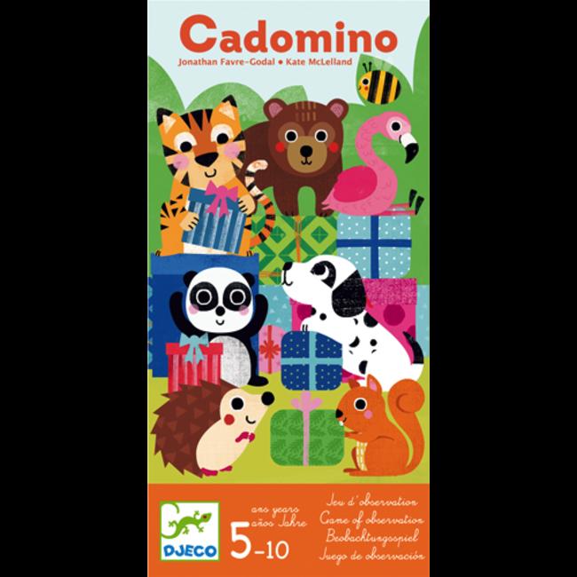 Djeco Djeco - Cadomino Observation Game