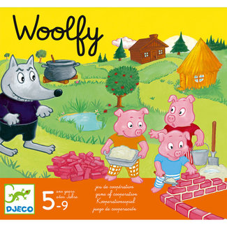 Djeco Djeco - Woolfy Cooperative Game