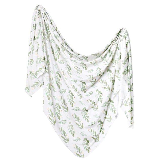 Copper Pearl Copper Pearl - Single Knit Blanket, Fern