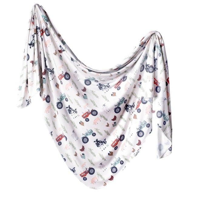 Copper Pearl Copper Pearl - Single Knit Blanket, Jo