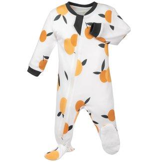 Zippy Jamz Zippy Jamz - Footie Pyjama, Be Mine Clementine