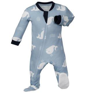 Zippy Jamz Zippy Jamz - Footie Pyjama, Bub Bub Beluga