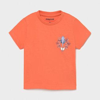 Mayoral Mayoral - Surf T-shirt, Apricot