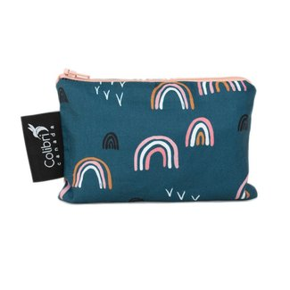 Colibri Colibri - Small Reusable Snack Bag, Rainbow