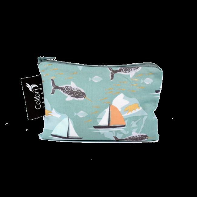 Colibri Colibri - Petit Sac à Collation Réutilisable, Narval