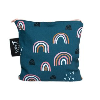 Colibri Colibri - Large Reusable Snack Bag, Rainbow