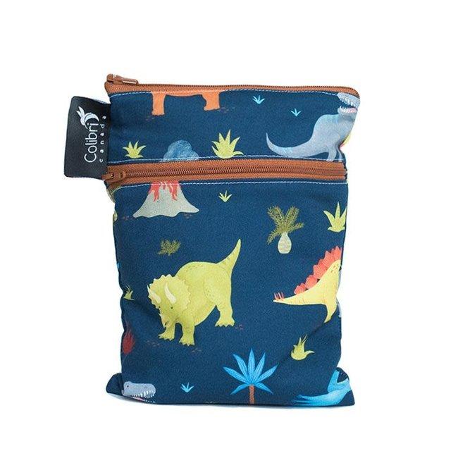 Colibri Colibri - Wet Bag, Rainbow, Dinosaurs