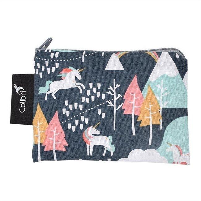 Colibri Colibri - Small Reusable Snack Bag, Fairy Tale