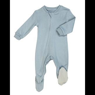 Zippy Jamz Zippy Jamz - Footie Pyjama, Into You Blue