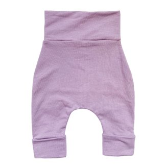 Bajoue Bajoue - Cotton Evolutive Pants, Lavender