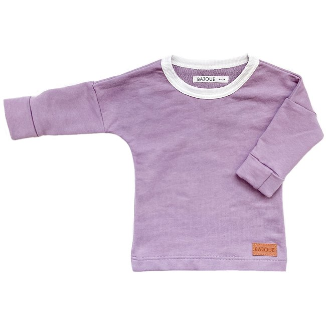 Bajoue Bajoue - Sweatshirt, Lavender