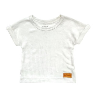 Bajoue Bajoue - Cotton T-shirt, Cream