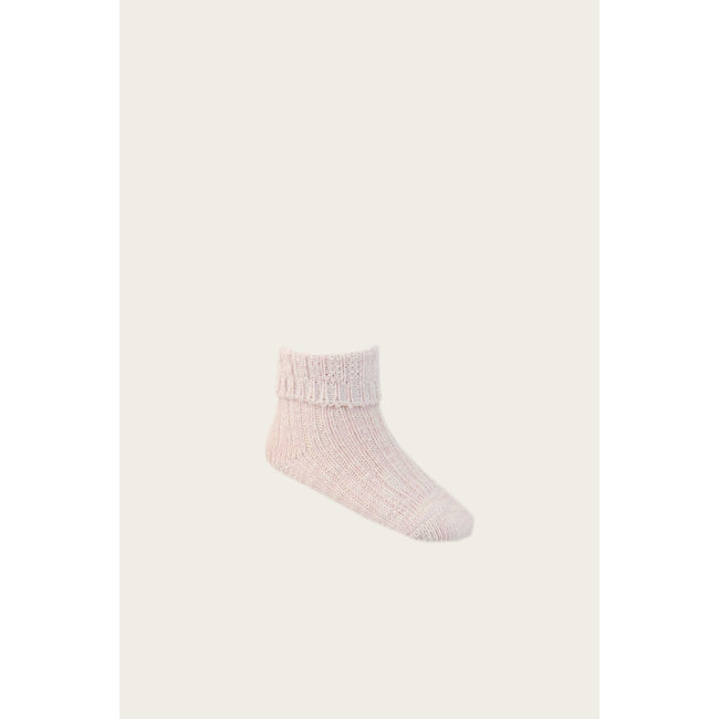 Jamie Kay Jamie Kay - Marle Socks, Blush