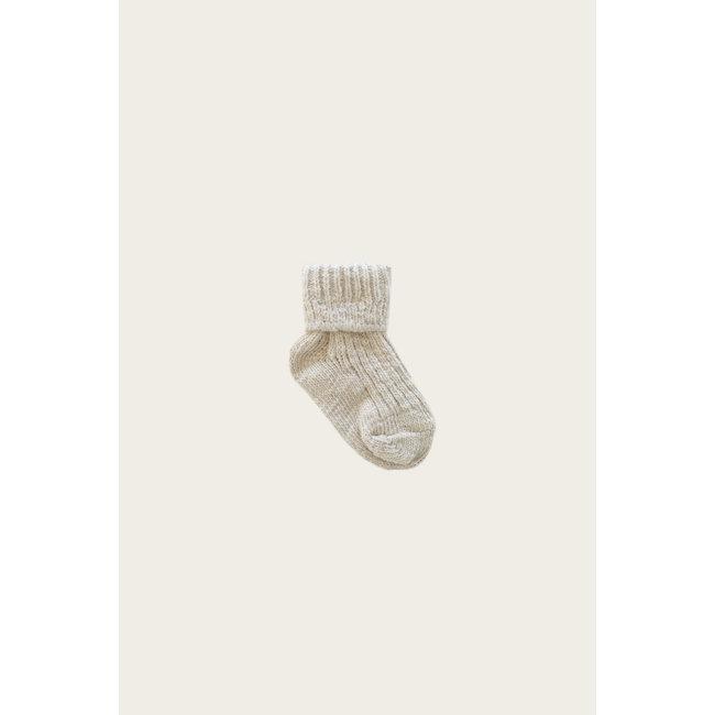 Jamie Kay Jamie Kay - Marle Socks, Oatmeal