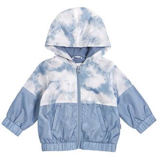 Miles Baby Miles Baby - Tie Dye Rain Coat, Grey