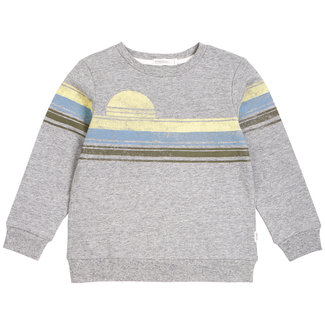 Miles Baby Miles Baby - Sweater, Grey Pattern