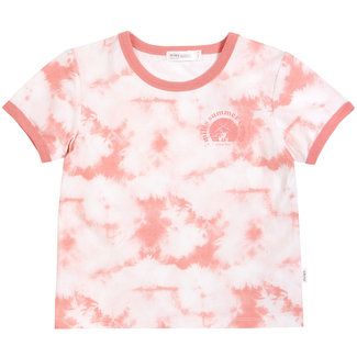 Miles Baby Miles Baby - T-shirt Tie Dye, Rose