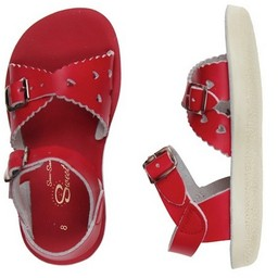 Salt Water Sandals Salt Water Sandals - Sweetheart Sandals, Red