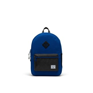 Herschel Herschel - Heritage Youth Backpack, Surf the Web, Black Crosshatch