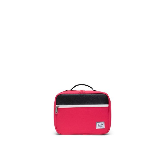 Herschel Herschel - Lunch Bag, Red, Black Sparkle