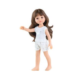Paola Reina Paola Reina - Las Amigas Doll,  Carole in Pajamas