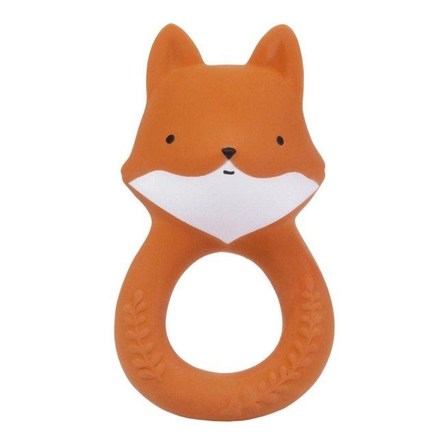 A Little Lovely Company A Little Lovely Company - Teething Ring, Fox