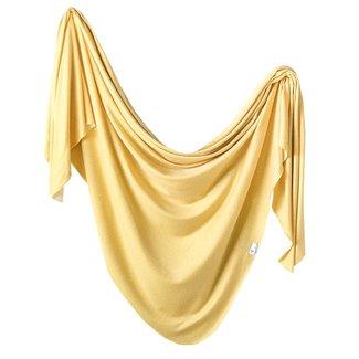 Copper Pearl Copper Pearl - Single Knit Blanket, Marigold