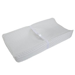 Baby's Journey Housse de Matelas à Langer Perfect Sleeper de Serta/Serta Perfect Sleeper Changing Pad Cover, Crème/Cream