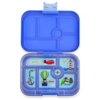 Yumbox Yumbox - Original Bento Box 6 Compartments, Jodhpur Blue Explore