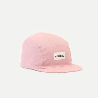 Caribou Caribou - Linen Cap, Pink