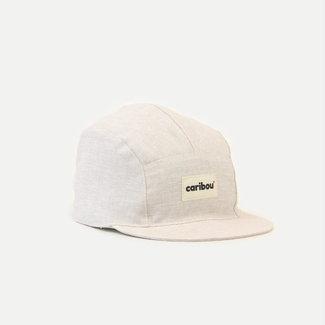 Caribou Caribou - Liner Cap, Off-White