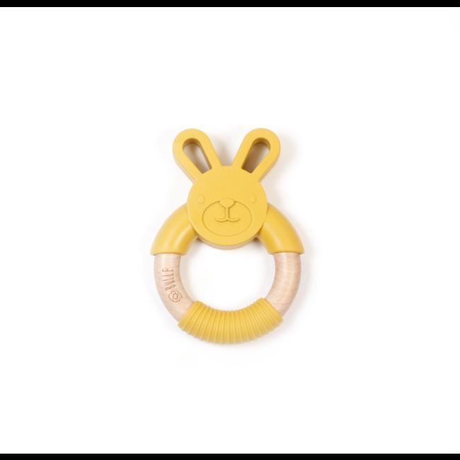 Bulle Bijouterie Bulle Bijouterie -  Chew Rattle, Dijon Bunny