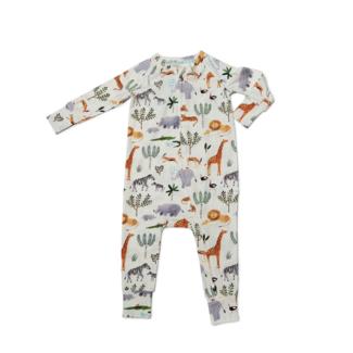 Loulou Lollipop Loulou Lollipop - Footie Pyjama, Safari
