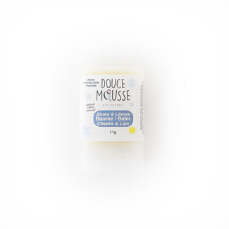 Douce mousse Douce Mousse - Cheeks and Lips Balm, 11g