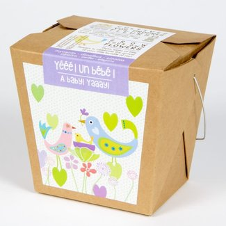 Mano Verde Mano Verde - Wishes Box Garden, Baby