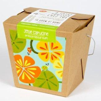 Mano Verde Mano Verde - Boîte à Jardin Junior, Capucine