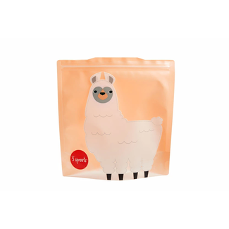 3 sprouts 3 Sprouts - Sandwich Bags, Llama