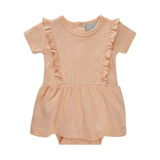 Fixoni Fixoni - Dress Onesie, Peach
