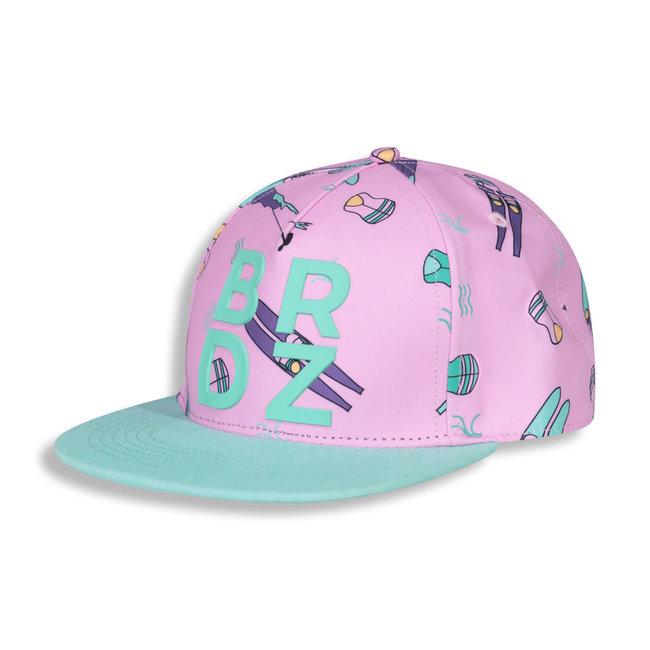 Birdz Children & Co Birdz - Water Ski Cap, Candy Pink