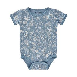 Fixoni Fixoni - Onesie, Blue Print