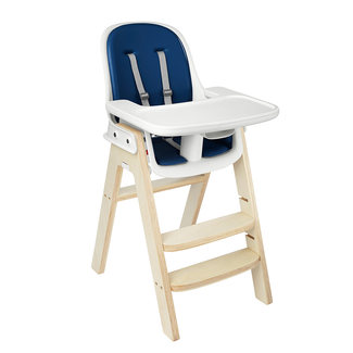 OXO OXO - Sprout Complete High Chair, Birch and Navy