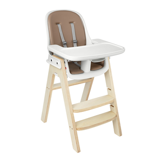 OXO OXO - Sprout Complete High Chair, Birch and Taupe