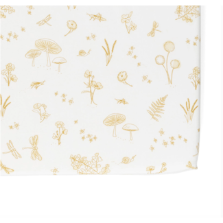Pehr Pehr - Crib Fitted Sheet, Botanica