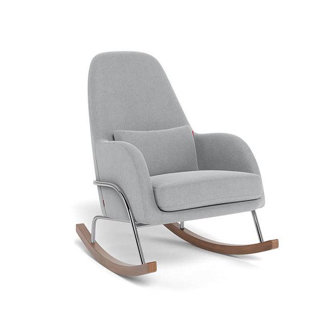 Monte Design Monte - Jackson Rocking Chair, Chrome Base - GENERAL